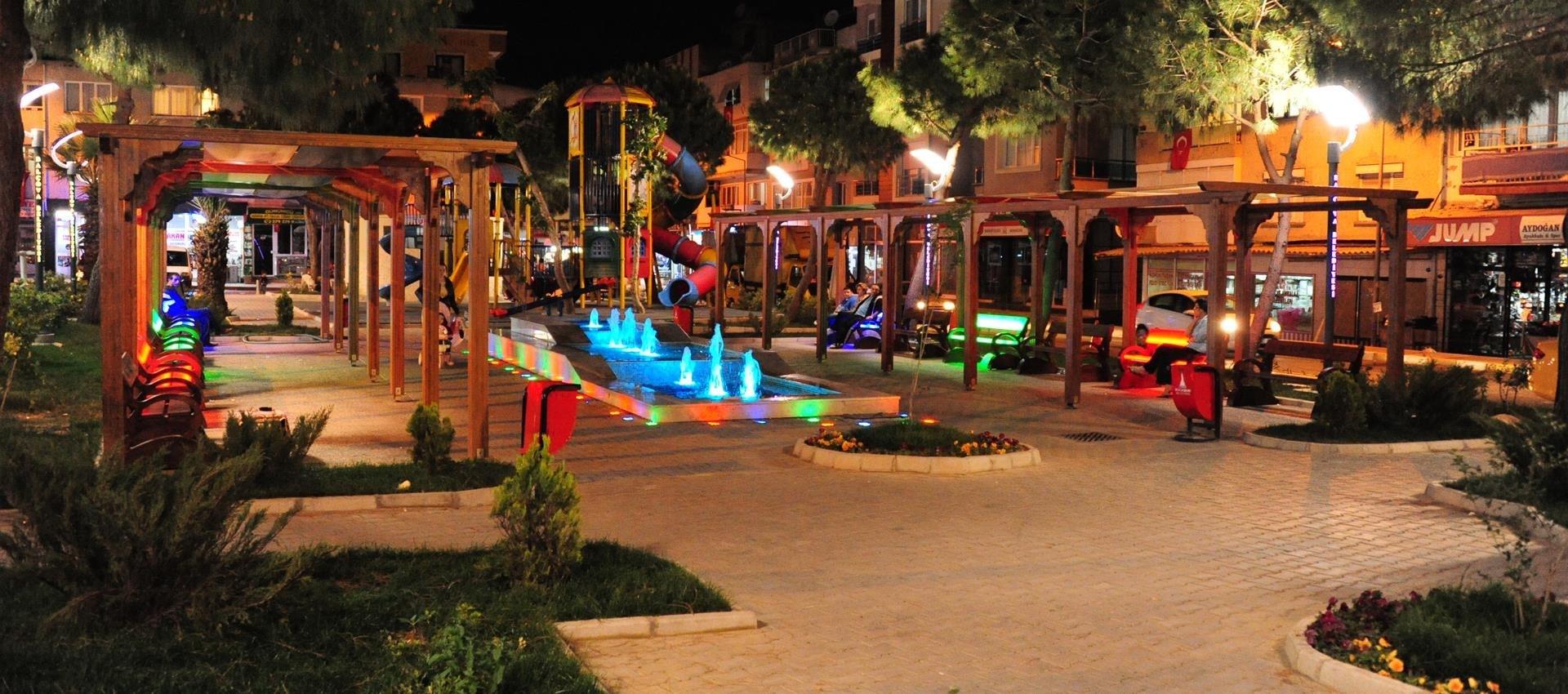 Balçova Park