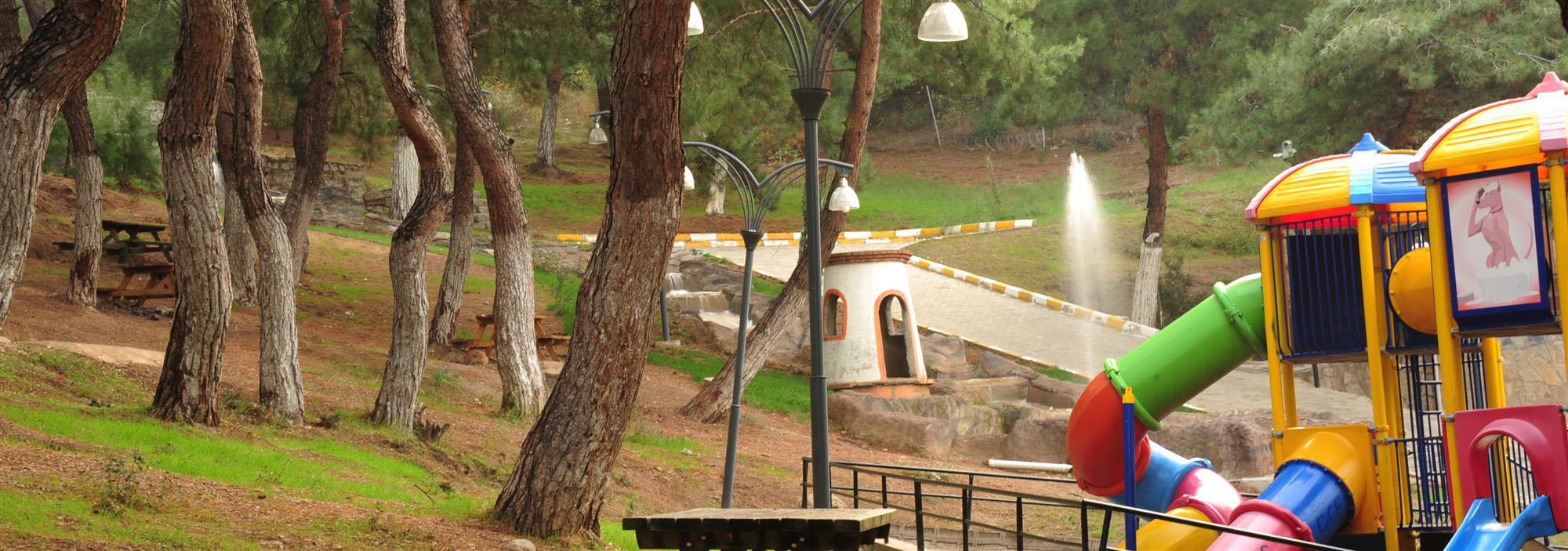 Orman İçi Piknik Alanı'nın çehresi değişti