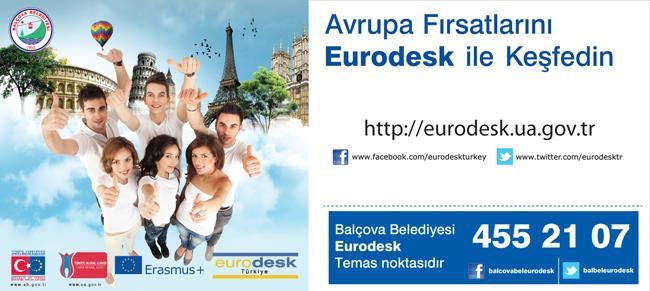 Eurodesk Türkiye Temas Noktası